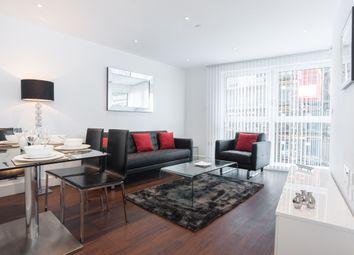 Thumbnail 2 bed flat to rent in Queensland Terrace, Waterlow Court, Islington