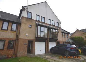 Thumbnail 3 bed town house for sale in Watersmeet Way, Thamesmead, London