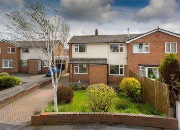 Thumbnail 3 bed semi-detached house for sale in Highfield Avenue, Inskip, Preston