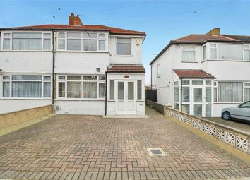 Thumbnail 3 bed terraced house to rent in Constable Gardens, Edgware
