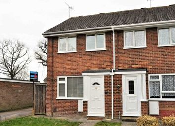 Thumbnail 2 bed end terrace house for sale in East Lodge Road, Ashford