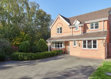 Thumbnail 4 bed detached house for sale in Bluebell Close, Leekbrook, Staffordshire