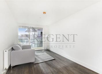 Thumbnail 1 bed flat to rent in Foster Apartments, North End Road