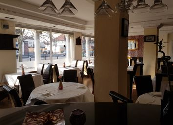 Thumbnail Restaurant/cafe for sale in Ruislip Road, Greenford