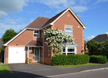Thumbnail 4 bed detached house for sale in Sawyers Close, Wraxall, Bristol