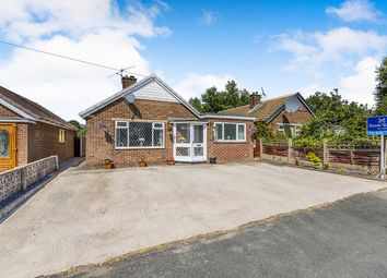 Thumbnail 4 bed bungalow for sale in Huntley Close, Cheadle, Stoke-On-Trent