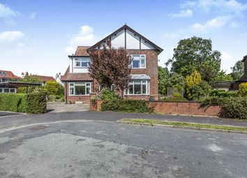 Thumbnail 4 bed detached house for sale in Northlands, Fulwood, Preston