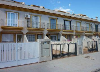 Thumbnail 2 bed town house for sale in Spain, Valencia, Alicante, Pilar De La Horadada