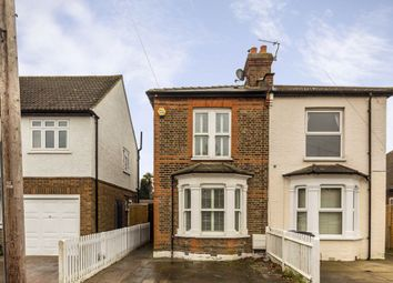 Thumbnail 3 bedroom semi-detached house to rent in Tolworth Park Road, Tolworth, Surbiton