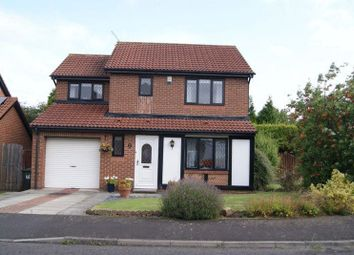 Thumbnail 4 bedroom detached house for sale in Greenhaugh, West Moor, Newcastle Upon Tyne