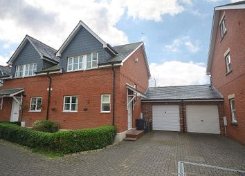 Thumbnail 3 bed end terrace house for sale in The Square, Rockbeare, Near Exeter