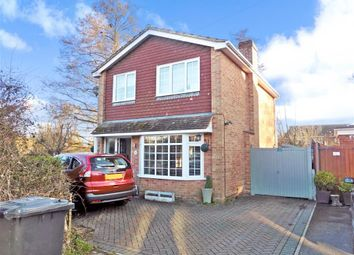 Thumbnail 3 bed detached house for sale in Ellesmere Orchard, Westbourne, Hampshire