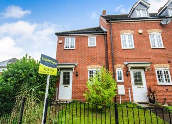 Thumbnail 2 bed terraced house for sale in Watnall Road, Hucknall, Nottingham
