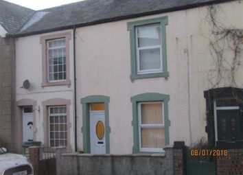 Thumbnail 2 bed terraced house to rent in Moorclose Road, Harrington, Workington, Cumbria