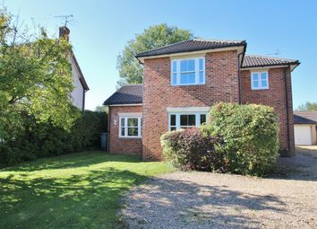 Thumbnail 3 bed detached house for sale in Elmswell, Bury St Edmunds, Suffolk