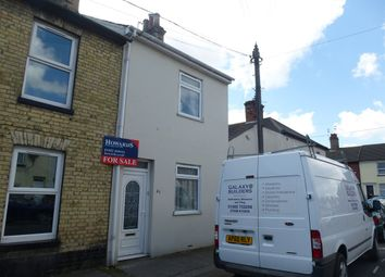 Thumbnail 5 bedroom terraced house for sale in Tonning Street, Lowestoft