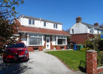 Thumbnail 3 bed detached bungalow for sale in Pilling Lane, Poulton Le Fylde