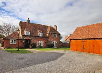 Shalloak Road, Broad Oak, Canterbury, Kent CT2. 4 bed detached house for sale