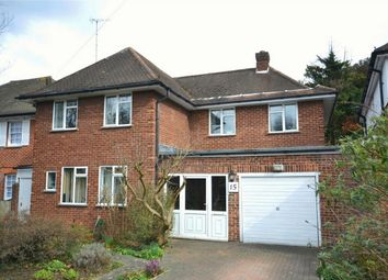 Thumbnail 4 bed detached house for sale in Littleton Road, Harrow, Middlesex