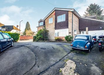 Thumbnail 6 bed detached house for sale in Hampermill Lane, Watford