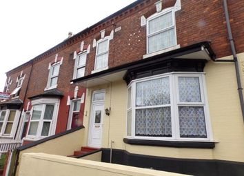 Thumbnail 4 bed property to rent in Cavendish Road, Birmingham
