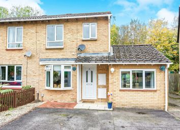 Thumbnail 3 bed semi-detached house for sale in Delibes Road, Basingstoke