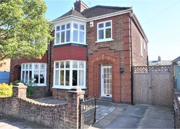 Thumbnail 3 bed semi-detached house for sale in College Street, Grimsby