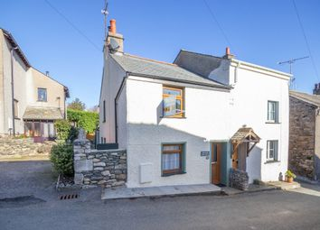 Thumbnail 2 bed semi-detached house for sale in Hillside Cottage, 90 Main Street, Flookburgh