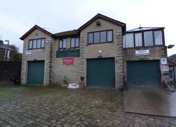 Thumbnail Industrial for sale in 12 Platt Street, Padfield, Glossop