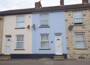 Thumbnail 2 bed terraced house for sale in Victoria Road, Bletchley, Milton Keynes