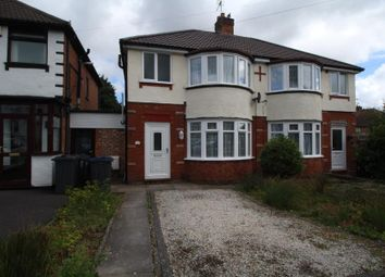 Thumbnail 3 bed semi-detached house to rent in Middle Meadow Avenue, Quinton, Birmingham