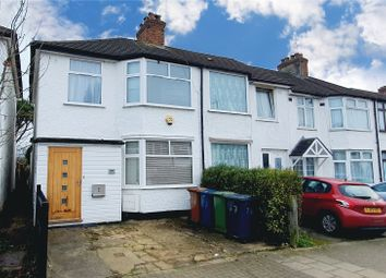 Thumbnail 3 bed end terrace house for sale in Athelstone Road, Harrow, Greater London