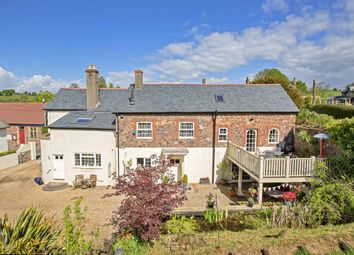 Thumbnail 5 bedroom detached house for sale in High Street, Ide, Exeter