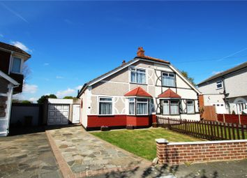 Thumbnail 3 bed semi-detached house for sale in Elmcroft Avenue, Sidcup, Kent