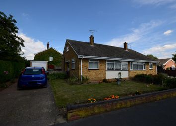 Thumbnail 2 bed semi-detached bungalow for sale in Camoise Close, Toppesfield, Halstead
