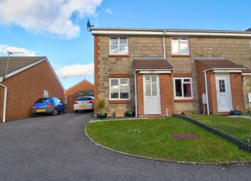 Thumbnail 2 bed end terrace house for sale in Badger Rise, Portishead, Bristol