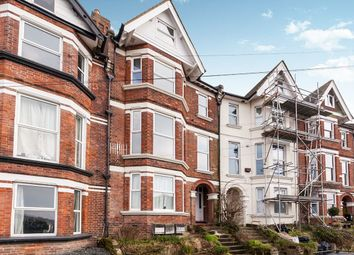 Thumbnail 2 bed flat to rent in Milward Crescent, Hastings