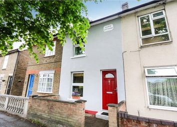 Thumbnail 2 bed terraced house for sale in Chertsey, Surrey