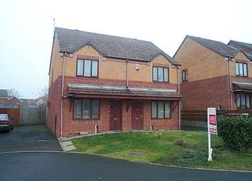 Thumbnail 2 bed property to rent in Haydock Close, Wolverhampton
