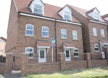 Thumbnail 3 bed terraced house to rent in Sancton Road, Market Weighton