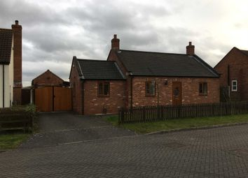 Thumbnail 4 bed detached bungalow for sale in Heynings Close, Knaith Park, Gainsborough