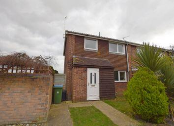 Thumbnail 3 bed end terrace house to rent in Findon Drive, Flansham Park, Bognor Regis