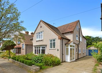 Thumbnail 4 bed detached house for sale in Stoneleigh Avenue, Earlsdon, Coventry