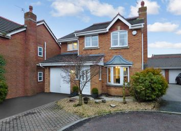 Thumbnail 3 bed detached house for sale in Waterford Close, Heath Charnock, Chorley