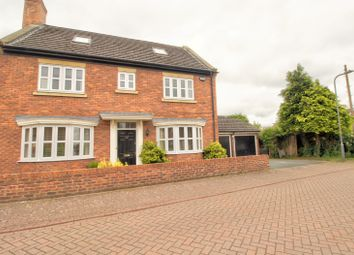 Thumbnail 5 bed detached house for sale in Jubilee Court, Tollerton, York