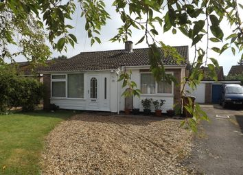 Thumbnail 3 bed detached bungalow for sale in Castle Close, Weeting