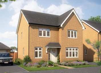 "Thumbnail 4 bed detached house for sale in ""The Phoenix Range -Aspen"" at Gidding Road, Sawtry, Huntingdon"
