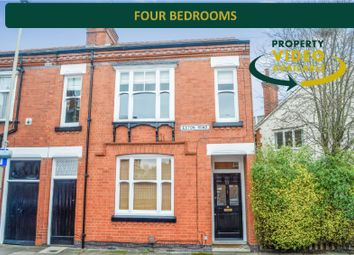 Thumbnail 4 bed end terrace house for sale in Exton Road, Off Uppingham Road, Leicester