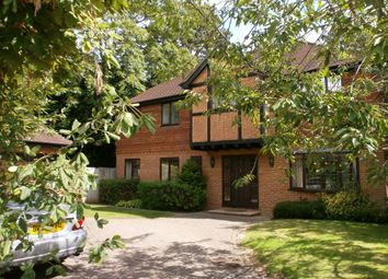 Thumbnail 5 bedroom detached house to rent in Weylands Park, Ellesmere Road, Weybridge