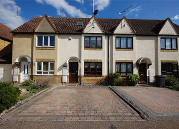 Thumbnail 3 bed terraced house for sale in Shirebourn Vale, South Woodham Ferrers, Essex
